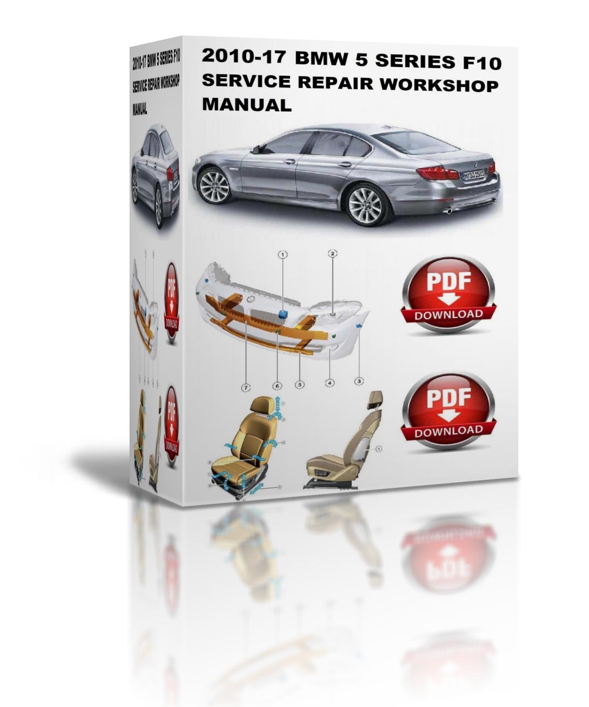 ... manual Array - 2010 17 bmw 5 series f10 service repair and 50 similar  items rh bonanza