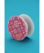 Pink SnowFlake Urban Pop Out Holder Phone/Tablet Holder, Phone/Tablet Grip  - $8.99