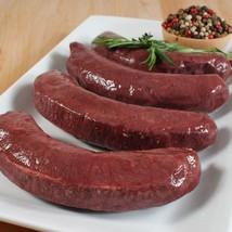 Boudin Noir (Blood Sausage) - 4 Links - 1.1 lbs - 4 links - $19.49