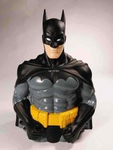 Kids Official Licensed DC Comics Character Savings Banks, Batman - $31.98