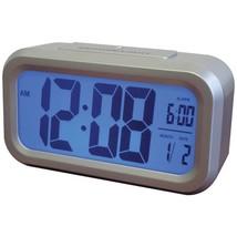 Westclox 70045 Smart Backlight Alarm Clock - $29.97