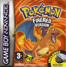 Pokemon: Fire Red Version 2004 (Gameboy Advance) *BRAND NEW* Free Post - $9.96