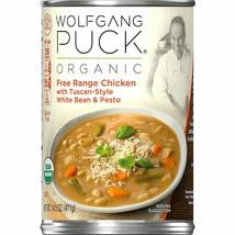 WolfGang Puck Organic Free Range Chicken with Tuscan-Style White Bean&Pe... - $52.46