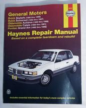 Buick Oldsmobile Pontiac 1985-1998 General Motors Repair Manual Haynes 38025 GM - $7.91