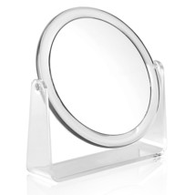 Round Mirror, 10x Magnification Women Men For Desk Vanity Small Makeup M... - $26.99