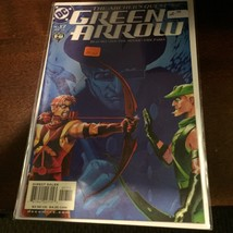 #17 Green Arrow The Archers Quest 2002 DC comic book D052 - $4.21