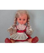 Daisy The Beautiful Vintage Italian Made Doll, Rare - $49.95