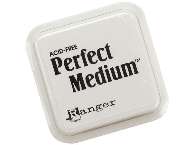 Ranger Perfect Medium Stamp Pad Clear Ink