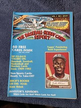 The Baseball-Hobby Card Report 1982 Magazine Vol 1 No.1 w/ T206 Reprints... - $7.91