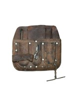 Quality Products Leathercraft Nicholas 401 Tool belt Pouch Top Grain Cow... - $25.00