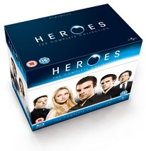 Heroes: The Complete Collection - $79.02