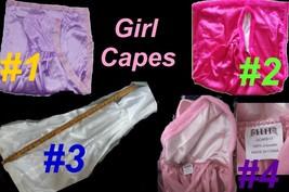 CAPE Hood Pretend Play Girl Kid Princess Costume Halloween Frozen Childr... - $9.12