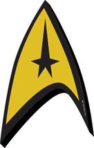 Star Trek: The Original Series Command Insignia 3-D Die-Cut Magnet, NEW UNUSED - $5.90