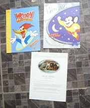 Mighty Mouse Woody Woodpecker Cheech & Chong Up In Smoke Promo Sheets - $14.99