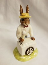 Bunnykins DB82 - ROYAL DOULTON Ice Cream Bunnykins - $32.17