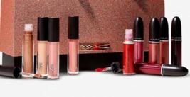 MAC Collector of the Stars GEMZ & ROSES Retro Matte Liquid Lipcolour Lip... - $19.50