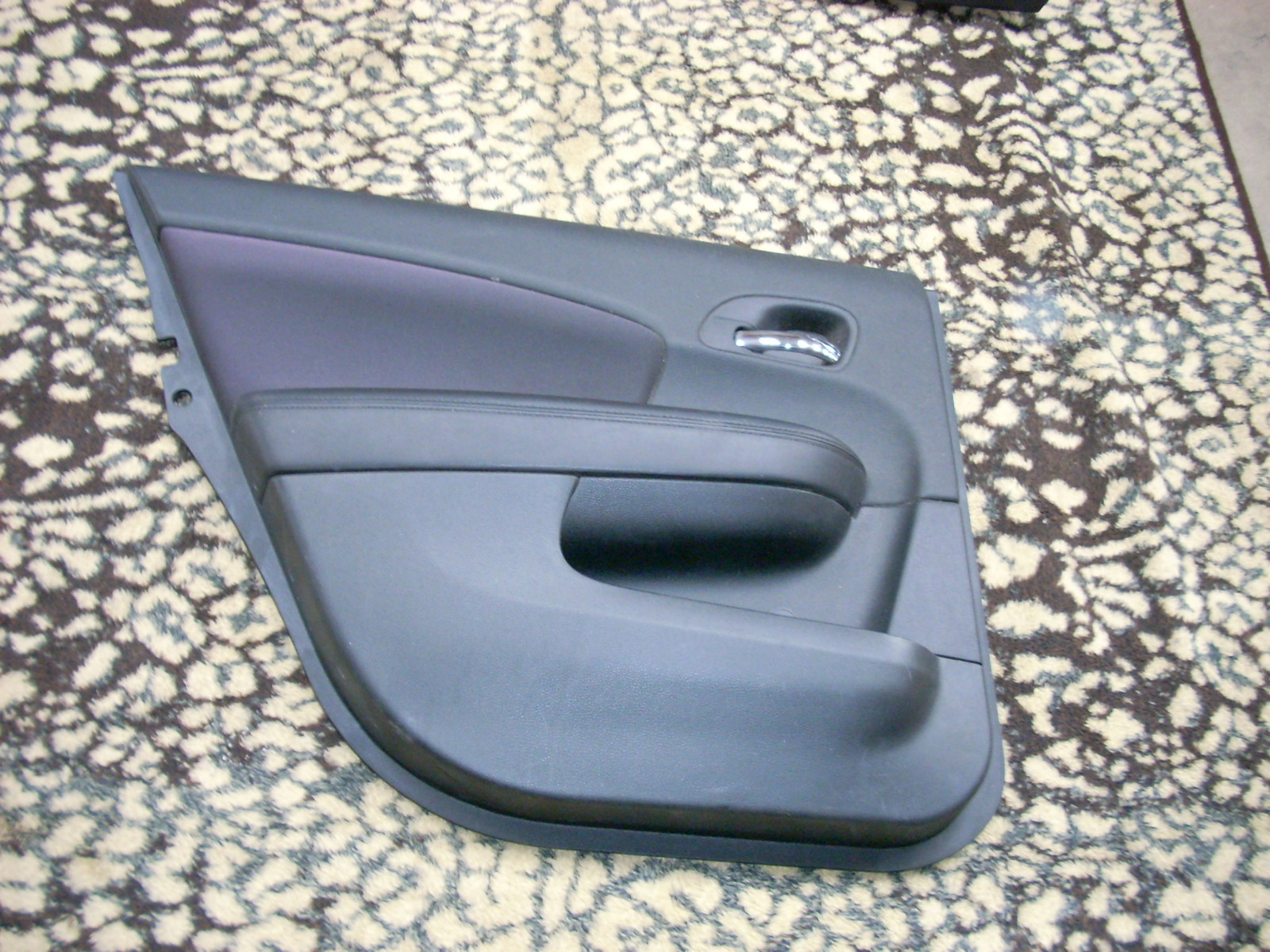2013 CHRYSLER 200 LEFT REAR TRIM PANEL