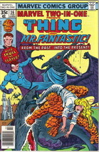 Marvel Two-In-One Comic Book #36 The Thing and Mr Fantastic Marvel 1978 ... - $3.25