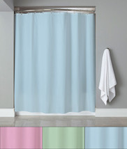"Popular Bath 6 Gauge Deluxe Hotel Weight Vinyl Shower Curtain Liner 70""x72"" - $17.09"