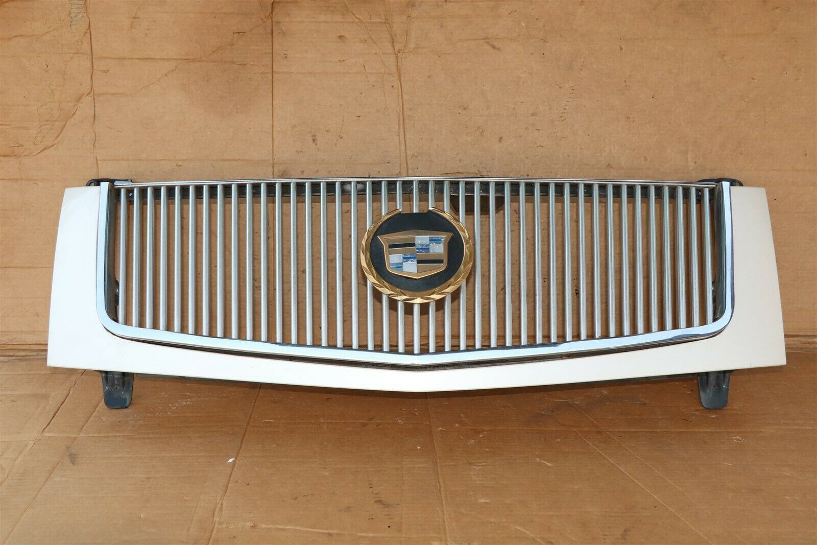 02-06 Cadillac Escalade Custom E&G 1Pc Grill Grille Gril RoadHouse Low Rider
