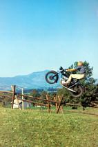 Steve Mcqueen The Great Escape Motorbike Stunt Chase Scene Iconic 18x24 Poster - $23.99
