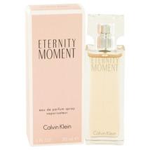 Eternity Moment by Calvin Klein Eau De Parfum Spray 1 oz - $44.70