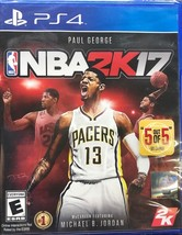 NBA 2K17 - Sony Play Station 4 - $15.79