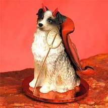 Australian Shepherd Brown w/Docked Tail Devilish Pet Figurine - $14.99