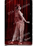 Millie Marcia-Exotic Pin-Up-1920-Exhibit/Arcade Card G - $21.73