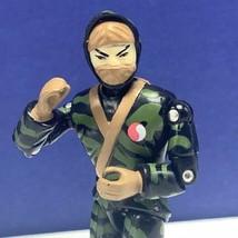 Lanard Corps Gi Joe action figure toy vintage 1986 vtg military ninja Yamato yin - $14.45