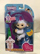 Authentic FINGERLINGS Interactive WHITE Finger Monkey SOPHIE with Bonus ... - $17.76