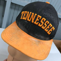 VTG Tennessee Vols NCAA Adidas Beat Up Destroyed Snapback Baseball Cap Hat - $13.75