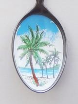 Collector souvenir spoon bermuda horse buggy cloisonne palm trees bowl  1  thumb200