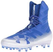 Under Armour Men's UA Highlight MC Football Cleats Shoes 3000177-401 Blue - $85.50