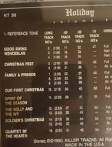 Holiday Killer Tracks  Vol 1 Cd  image 2