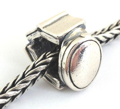 Authentic Trollbeads End of School Sterling Silver Bead Charm 11435, New - $24.69