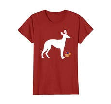 Great Pyrenees Easter Bunny Dog Silhouette T-Shirt - $19.99+