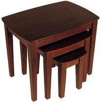 Winsome Wood 94327 Bradley  Table, Antique Walnut - $152.02