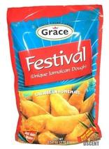 Grace Festival Caribbean Homemade Unique Jamaican Dough 9.52 oz - $9.89