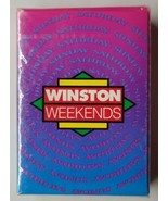 Winston Weekends Playing Cards 1993 U.S. Playing Card Co. - £5.72 GBP