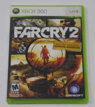 Far Cry 2 (Microsoft Xbox 360, 2008) COMPLETE - $9.89