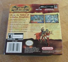 Fire Emblem: The Sacred Stones (Nintendo Game Boy Advance, 2005) image 2