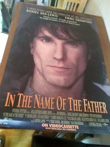 In the name of the father Movie Poster - $19.95