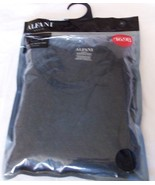 Mens ALFANI Thermal Underwear Top  Gray CHOOSE SIZE - $6.79