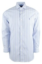 Polo Ralph Lauren Men's Classic Fit Easy Care Striped Dress Shirt - $74.90