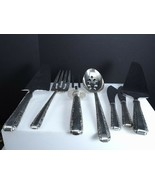 7 Towle Sterling Candlelight Serving Pieces - $369.33