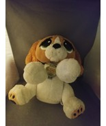 "Rescue Pets Wake Me Up Kids Alarm Clock Plush Animated Puppy Dog 10""  - $17.25"