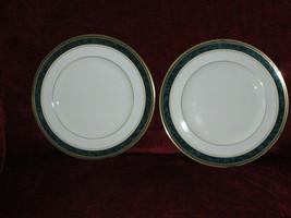 "Royal Doulton Biltmore set of 2 dinner plates 10 5/8"" - $25.69"