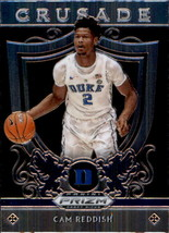 Cam Reddish 2019-20 Panini Prizm Draft Picks Crusade Rookie Card #43 - $0.99