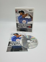 Tiger Woods PGA Tour 07 (Nintendo Wii, 2007) 100% Complete CIB Tested Wo... - $4.22